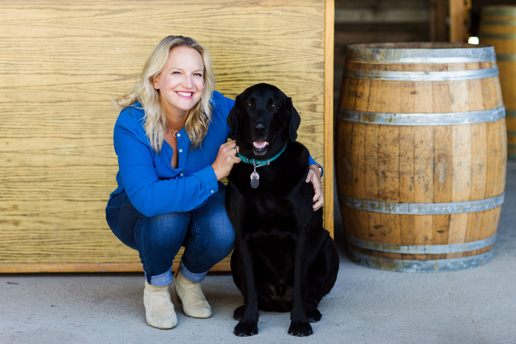 Growing up, sixth-generation vintner and all-around adventurer Katie Bundschu loved working alongside her dad at her family's Sonoma winery, Gundlach Bundschu