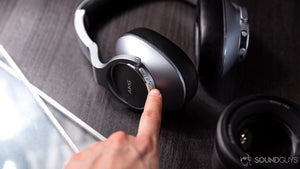 AKG N700NC review: Noise cancelling king