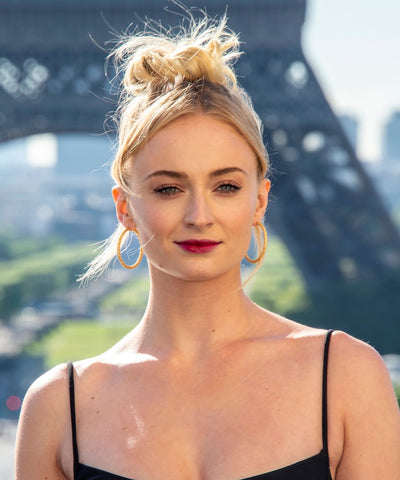 Sophie Turner's Date Night PJs Are From The Brand Behind Instagram's Checkered Print