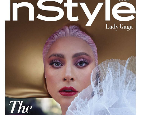 Lady Gaga Gets Carried Into Magazine Shoot As Her Gown Is Too Constricting