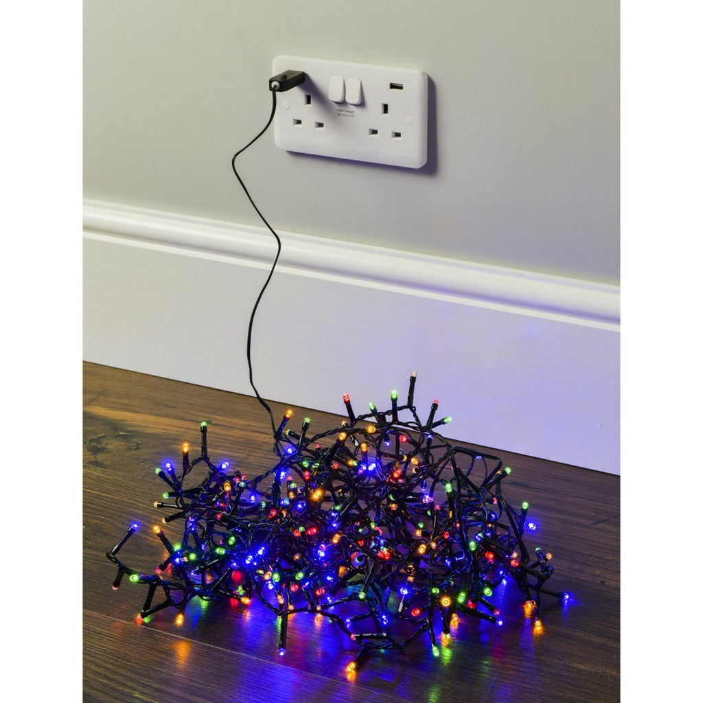 Colorful Usb Christmas Lights
