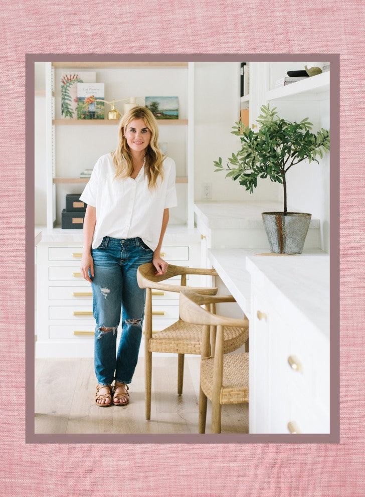 3 Design Ideas to Bookmark From Shea McGee's Cozy New Office