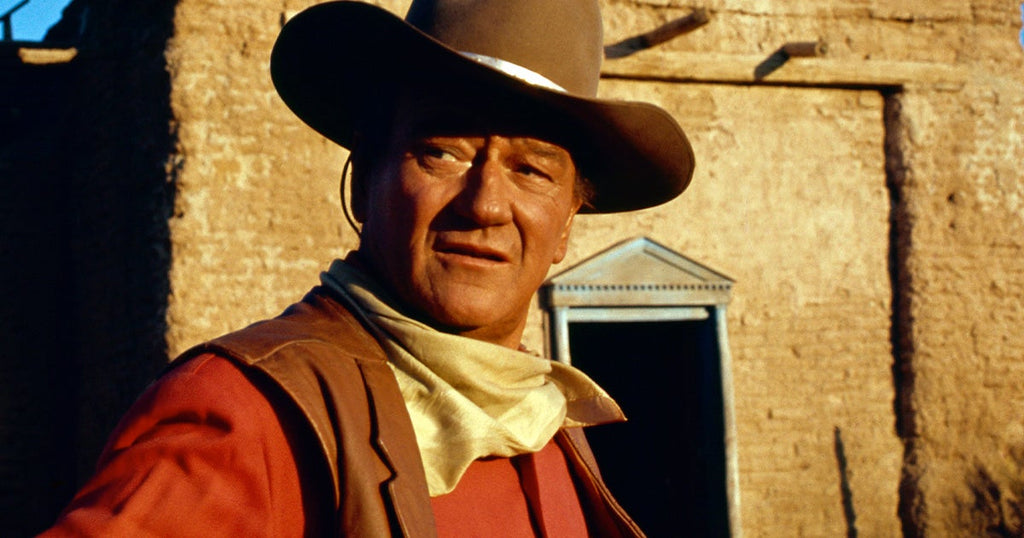 I am the first child of John Wayne and his third wife, Pilar Pallete