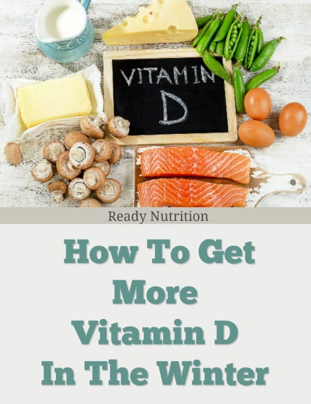 How To Get More Vitamin D In The Winter