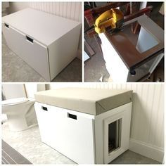 Heavenly Cat Litter Box Furniture Ikea