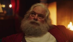 Santa Claus Reminds Us Of Another Guy With A Red Hat In This Hilarious Norwegian Postal Service Ad