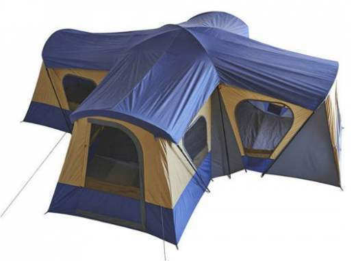 Good Looking Cabin Camping Tents