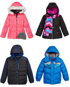 Don't miss this awesome deal today – Macy's Kids Winter Coats are only $25 with the flash sale code! Perfect timing to stock up before it gets cold outside!