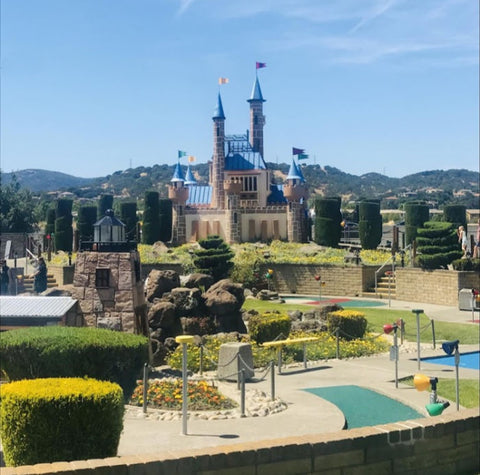 Reopening: Mini Golf at Scandia and GolfLand with Tee Times