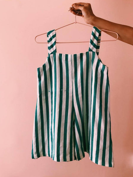 Milly Jumpsuit in Green