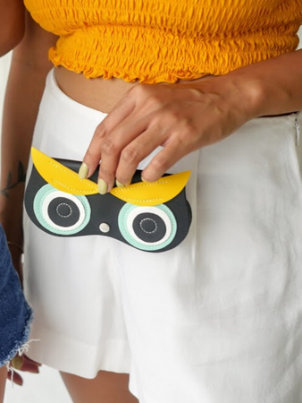 Owl Sunglass Holder