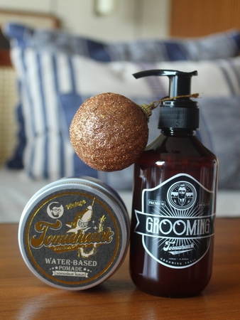 Tomahawk Vintage Water Based Pomade