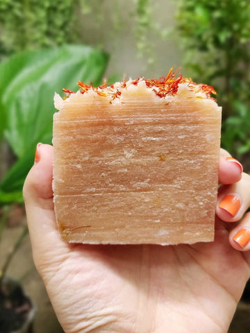 Rose & Red Clay ( Body Soap )
