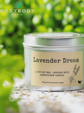 Lavender Dream Candle