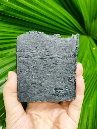 Detoxifying Bamboo Charcoal ( Cleansing Bar )