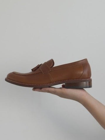 Men's Loafers with Tassels