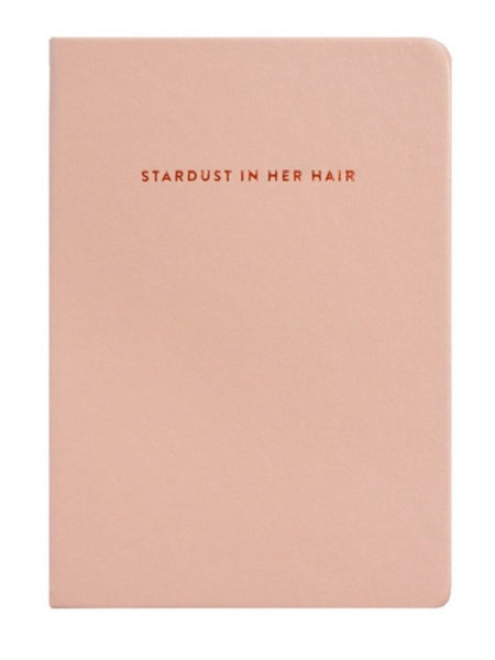Stardust In Her Hair Notebook