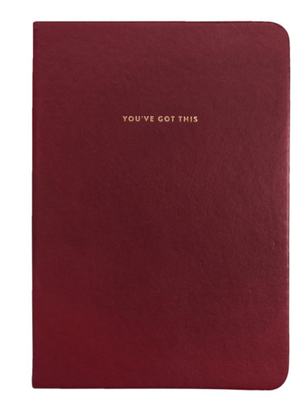 You've Got This A5 Notebook