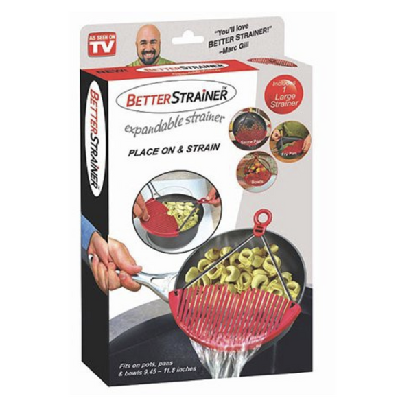 Kitchen Expandable Better Strainer