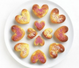 Heart Shape Silicon Cookies and Cake Mold
