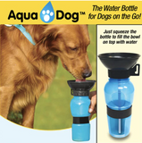 Aqua Dog Drinking Water Bottle For Dogs