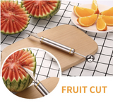 6 Pieces Creative Fruit Carving Knife Set