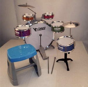 Jazz Drum with Chair Toy Set