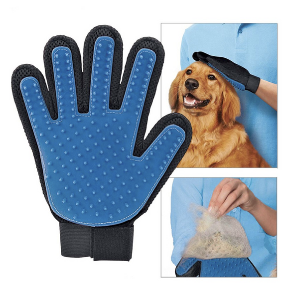 Pet Glove Groomer