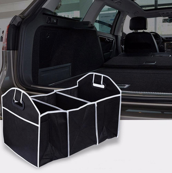Car Trunk Foldable Organizer Collapsible Storage