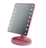Makeup Mirror Stand with 16 LED Light