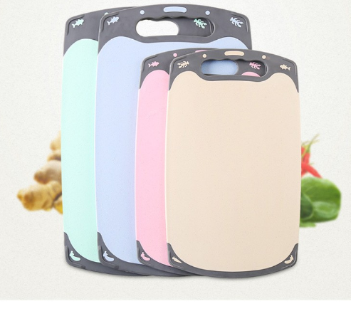 Anti-Slip Kitchen Flexible Cutting Board