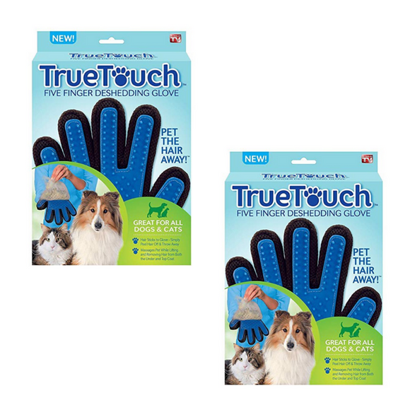 2 Pieces Pet Glove Groomer