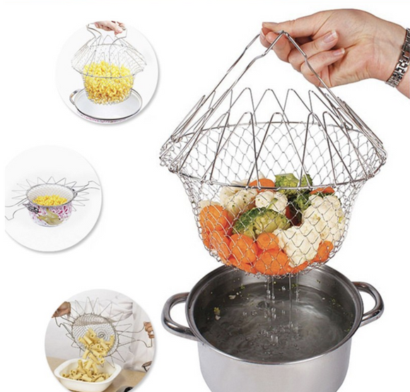 12 in 1 Magic Chef Basket