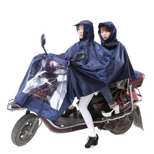Heavy Duty Dual Raincoat for Couple