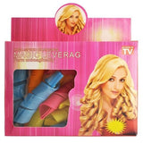 18 Pieces Magic Leverag Hair Curler Set