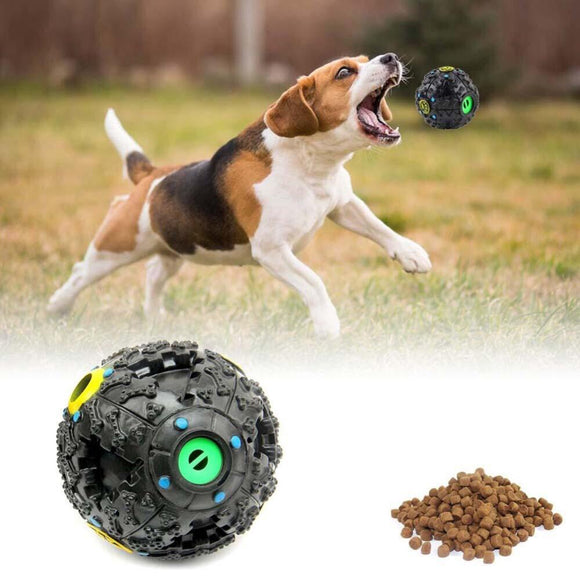 Dog Leakage Food Ball