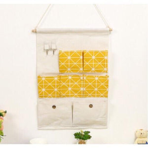 Wall Organizer Pouch (Set of 3)