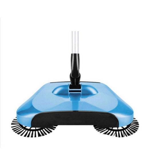 Swivel Cordless Drag Sweeping Hand Push Broom