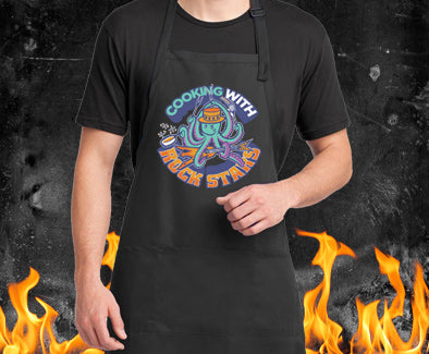 official series apron