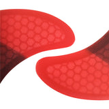 Set 5 Dérives Honeycomb Fiber pack Thruster + Quad / K2.1