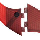 Dérives Honeycomb Fiber pack Thruster + Quad / K2.1