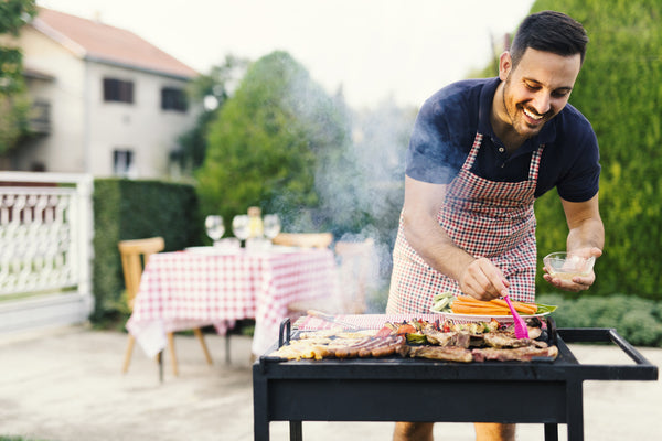 Barbeque in the Age of Social Distancing