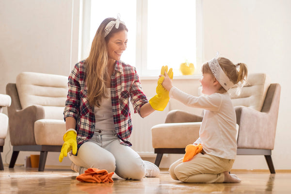 How to Deep-Clean Your Home (and Keep It Clean)