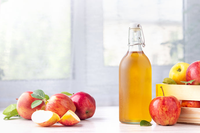 What Are the Health Benefits of Apple Cider Vinegar?