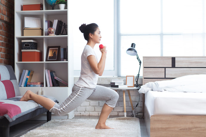 How to Build a Quick Workout Routine to Do at Home