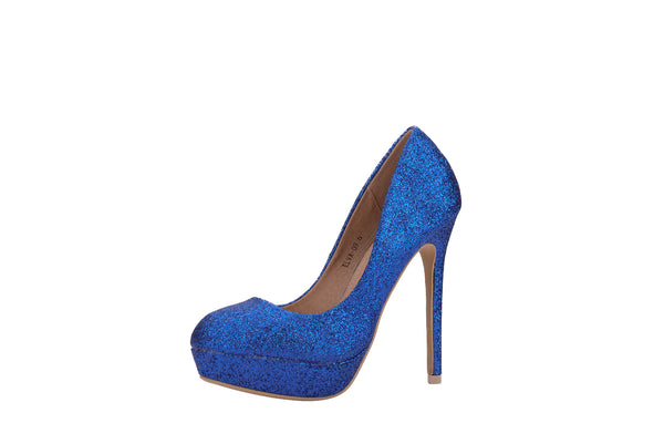 Mila Lady ELVA09 Women Sparkles Party Pumps High Heel Stilettos Sexy Dress Shoes