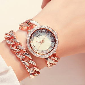 50% OFF Newly Fashion Luxury Diamond Bracelet Watch