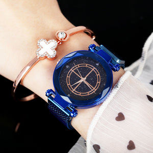 Independence Day 70% OFF Six Colors Starry Sky Ferris Wheel Watch Perfect Gift Idea(Buy 3 Get 1 Free!)