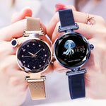 70% OFF Starry Sky Smart Watch Perfect Gift Idea!