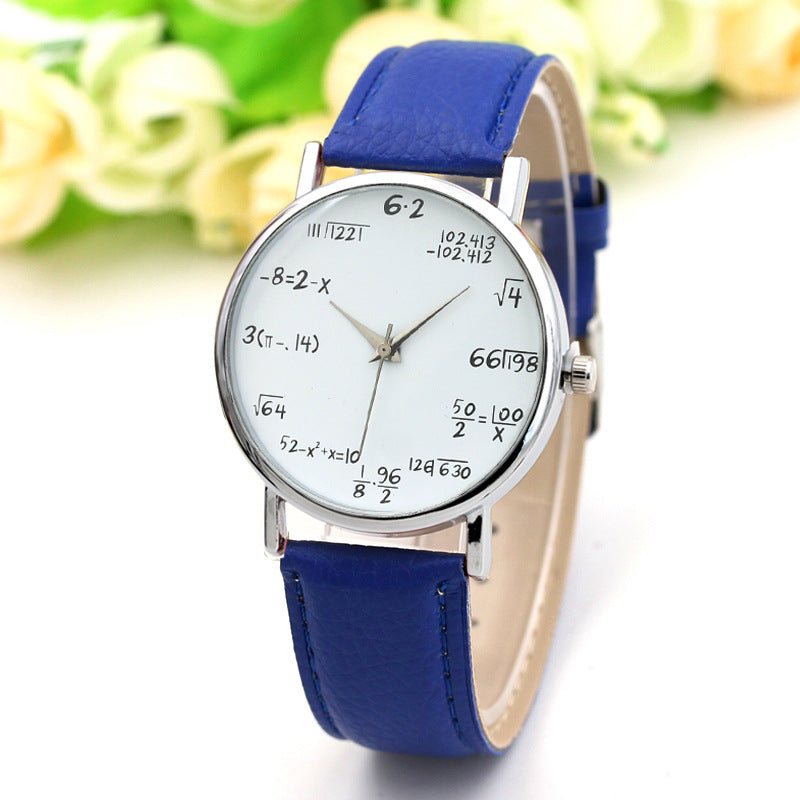 70% OFF Math Formula Watch Limited Buy 3 Get 1 Free